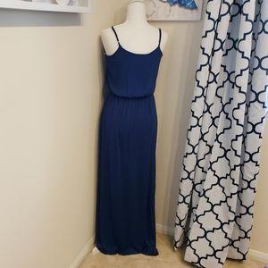 Lush Dresses - Lush Royal Blue Maxi Dress